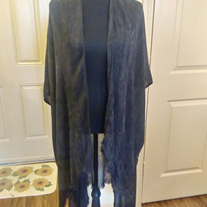 NWT Free People  Boho long tunic